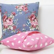 Make an easy sew cushion cover