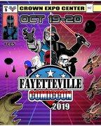 Fayetteville Comic Con 2019