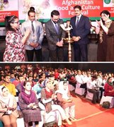 Afghanistan Cultural Week Inaugurated at Marwah Studios
