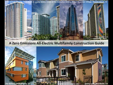 Intro to All Electric Multifamily Housing Design