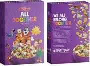 Kellogg's is launching an LGBT-themed cereal