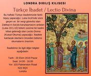 Turkish Worship Service at St Michael at Bowes Church