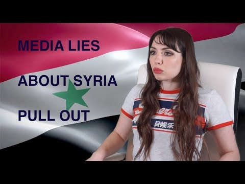 Syrian Exposes Media Lies About Syria Withdrawal