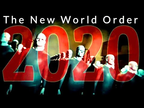 The New World Order 2020: A Cybernetic Hive Mind Matrix controlled by Avatar Gods in the Cloud
