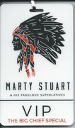 Marty Stuart VIP Meet and Greet Pass for Oct. 13, 2019.