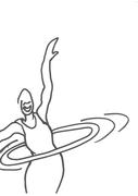 Space to Swing a Hula Hoop