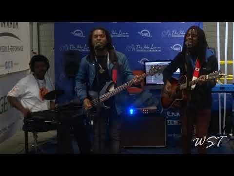 Blac Rabbit performs Penny Lane at AES 147