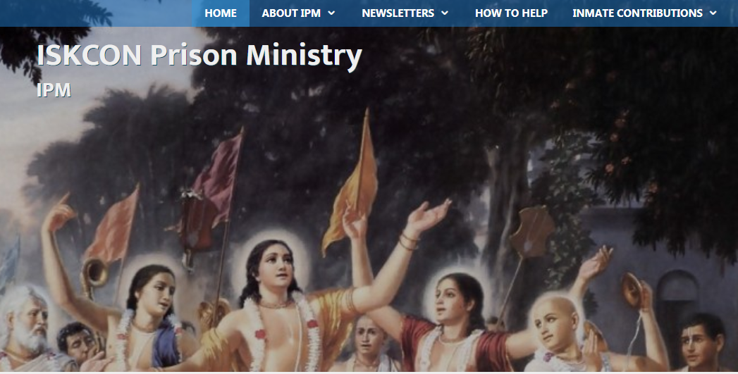 The New PRISON MINISTRY website is LIVE!!!!!!