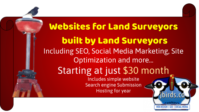 Surveyor Websites