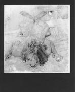 Image transfer - new polaroid manipulation