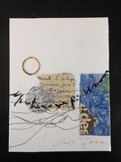 """Cinzia Farina - """"Azul Lorca"""" per """"happy birthday 49+1"""", progetto di Roberto Scala"""