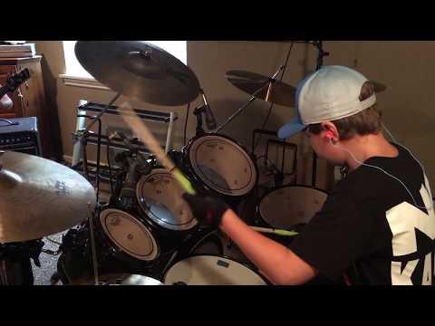 Hammerhedd - Alison Hell Full Band Cover (Annihilator)