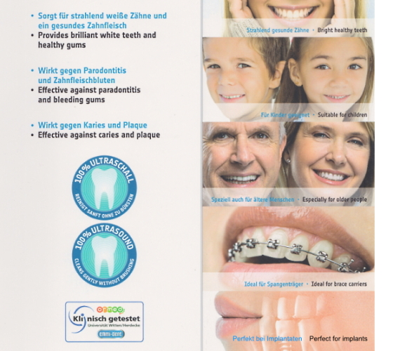 Mach Schluss mit Zahnproblemen!