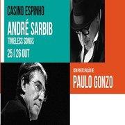 MÚSICA: André Sarbib e Paulo Gonzo
