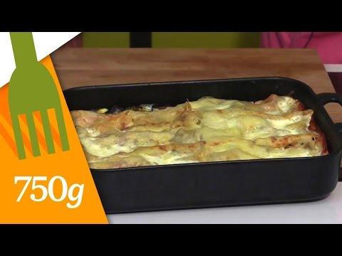 Recette de Lasagnes Végétariennes - 750g