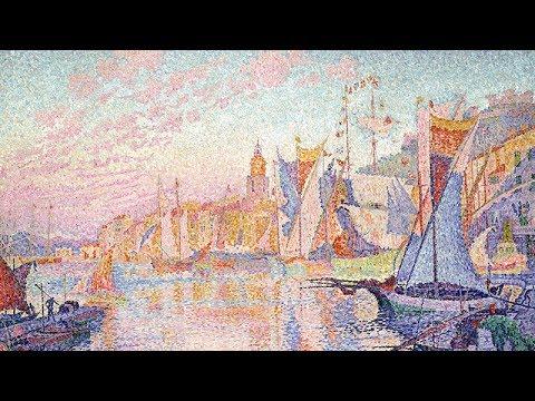 Paul Signac - Peindre avec passion