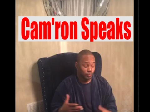 CAM'RON SPEAKS ON JIM JONES, BALLIN, MAX-B BEEF, BYRD GANG AND JUELZ