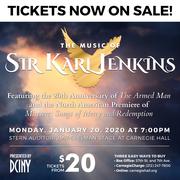 The Music of Sir Karl Jenkins