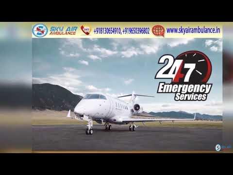 Use Air Ambulance in Kolkata with Full Medical Solution