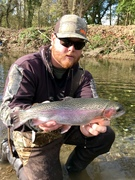 "14.5"" Rainbow Trout (10-21-19)"