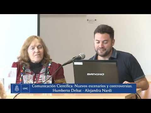 Comunicación Científica: Nuevos escenarios y controversias