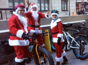 19th Annual Santa Cycle Rampage