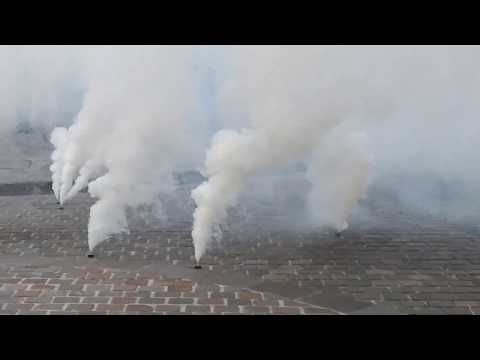 A Glimpse Into the Yellow Vests Protest in Toulouse During Week 49