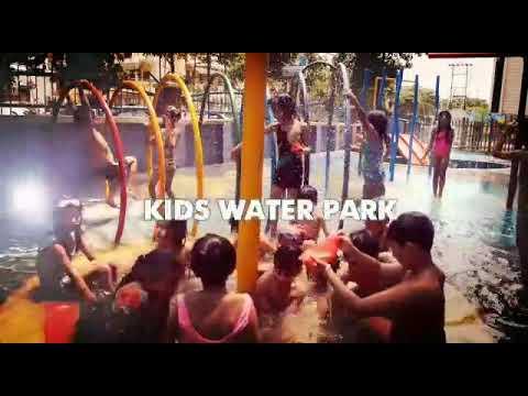 Water Park Fun at Khaitan Public School, Sahibabad