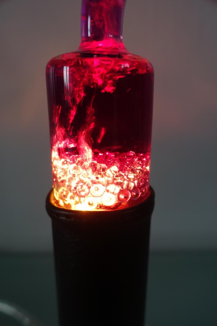 French lamp boiler