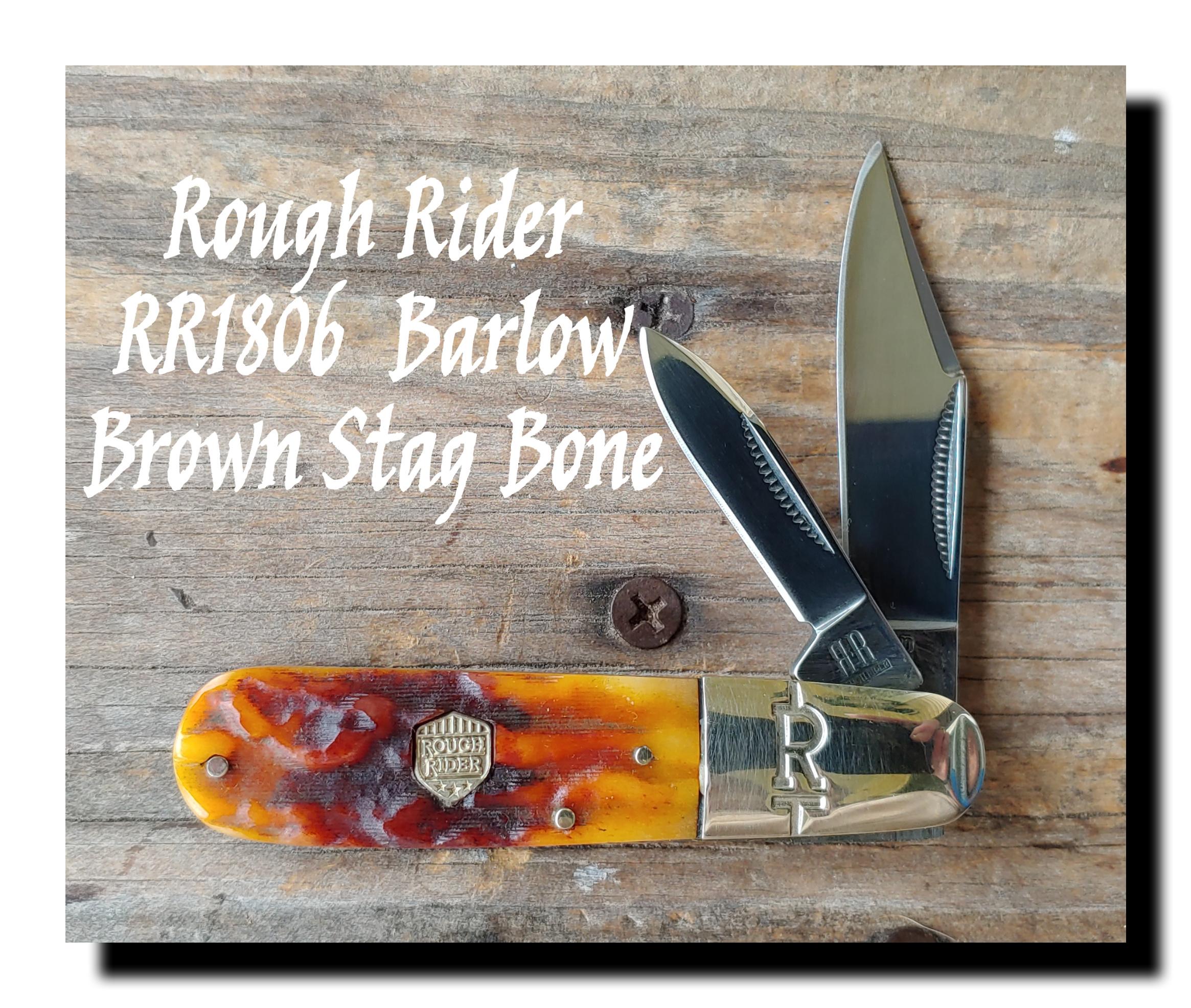 rough rider barlow