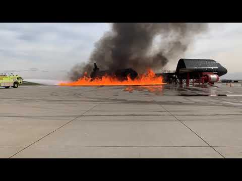 Chicago ARFF Time Lapse