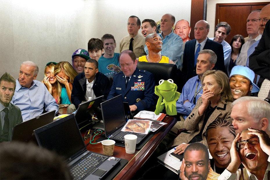 Barack Obama Killed Osama bin Laden