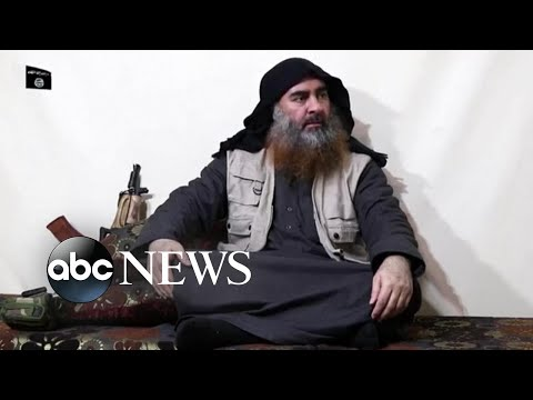 The founder and leader of ISIS has been killed in a US raid l ABC News