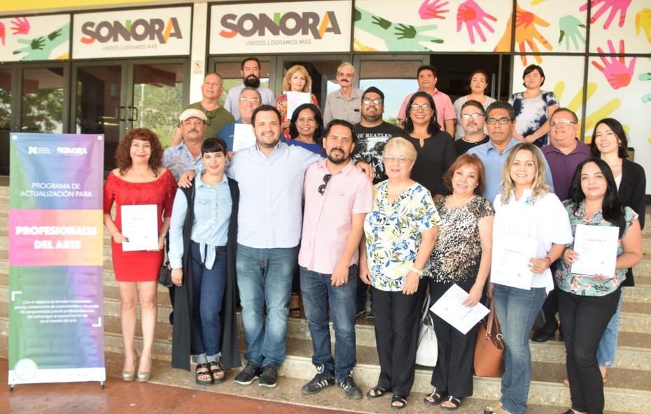 Diplomado para Profesionales del Arte PROA Hermosillo. Derecho de autor.