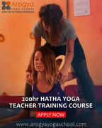 Yoga Teacher Training in Rishikesh, India