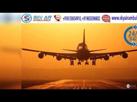 Pick Air Ambulance in Bhopal with Beneficial Medical Treatment