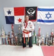 WORLD INTRENATIONAL COMBAT MARTIAL ARTS SOCIETY (Br.Panama,U.S.A)T