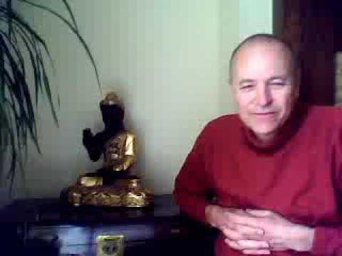 David Brazier: Dharma Talk on Meditation of the Heart