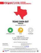 TEXAS Cash OUT