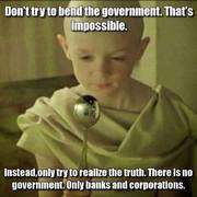 There is No government