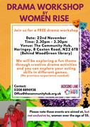 Drama Workshop By Woman Rise