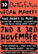 Vegan Market - plus Stokey Cats stall