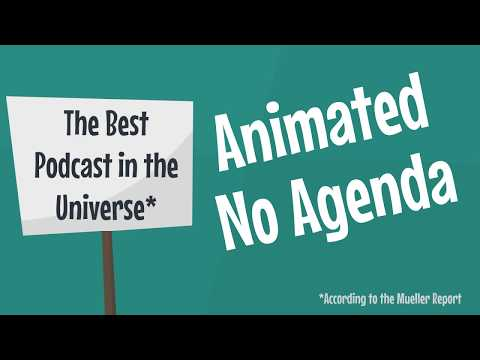 Animated No Agenda - Gurgles