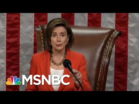 WATCH: House Votes To Pass Rules For Impeachment Probe | MSNBC