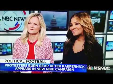 Marvet Britto - more powerful than President Trump's spoken words