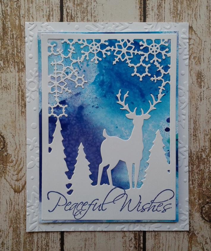 Peaceful Wishes Deer