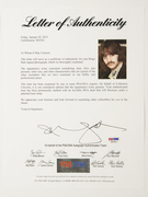 """''Sell:"""", Ringo Starr, LOA from PSA/DNA"""