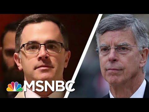 FMR Trump Aide Confirms Ukraine Quid Pro Quo Plot | MSNBC