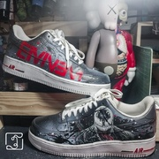 Custom sneakers and other