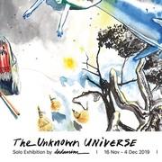 """นิทรรศการ """"THE UNKNOWN UNIVERSE"""""""